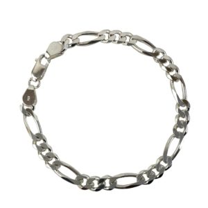925 sterling silver chain bracelet for men of pure 925 silver