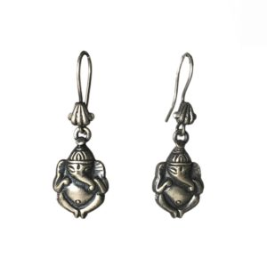 appu ganesh sterling silver earrings from sterling silver jewellery for festivals
